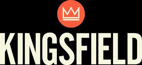 Kingsfield Logo Hoch