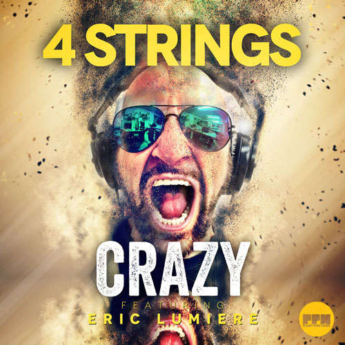 4 Strings - Crazy