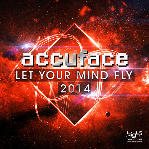 Accuface - Let Your Mind Fly 2014