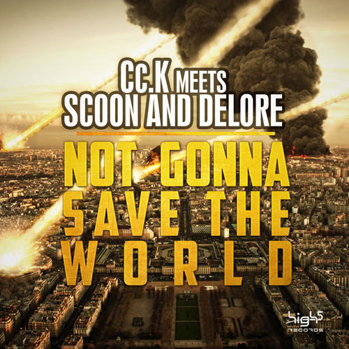 CcK meets Soon & Delore - not gonna save the world