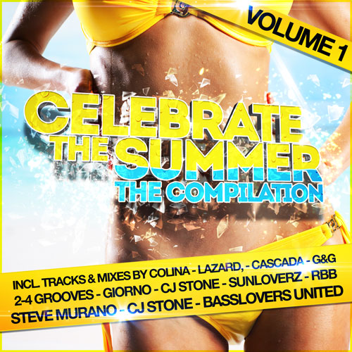 Celebrate The Summer - The Compilation Vol. 1