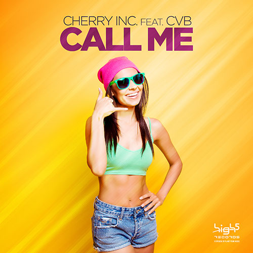 Cherry Inc feat. CVB - Call Me