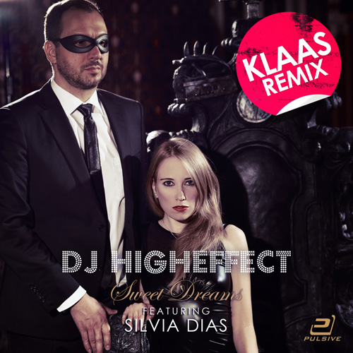 Dj Higheffect feat. Silvia Dias - Sweet Dreams (Remix)