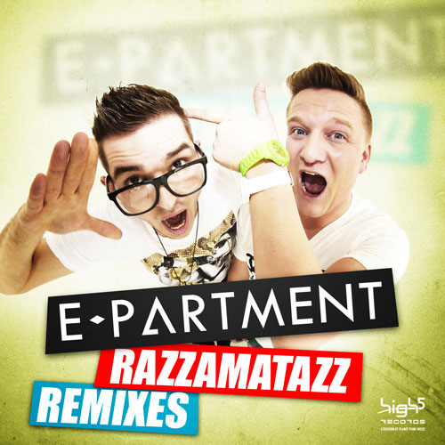 E-Partment - Razzamatazz Remixes
