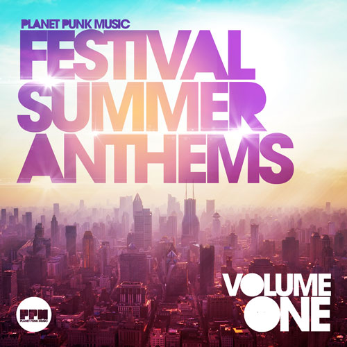 Festival Summer Anthems - Vol.01