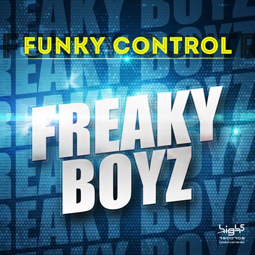 Funky Control - Freaky Boyz
