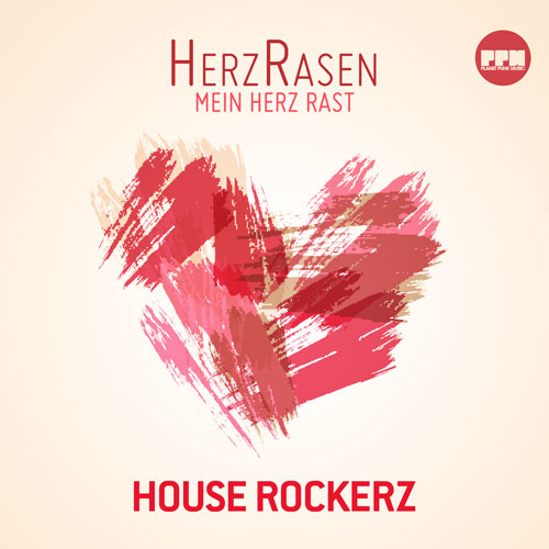 House Rockerz - Herzrasen