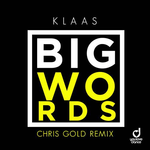 Klaas - Big Words Remix