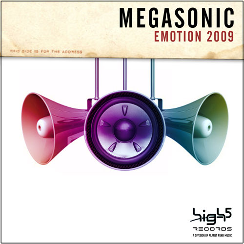 Megasonic - Emotions