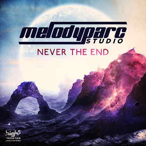 Melodyparc - Never The End