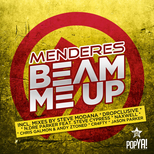 Menderes - Beam Me Up (Remixes)