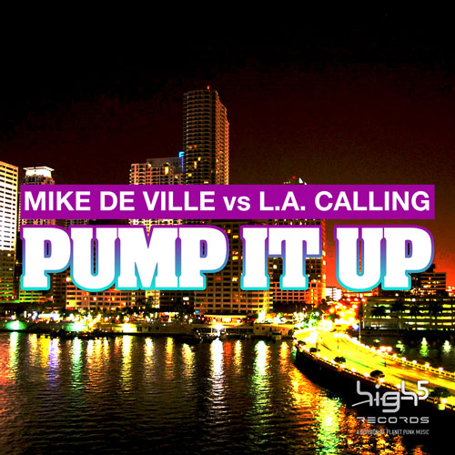 Mike De Ville - Pump it up