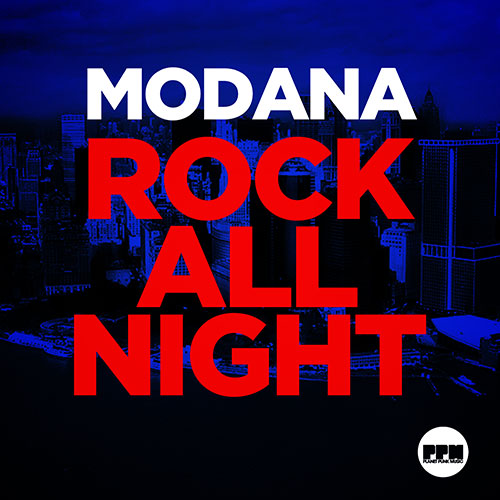 Modana - Rock all Night