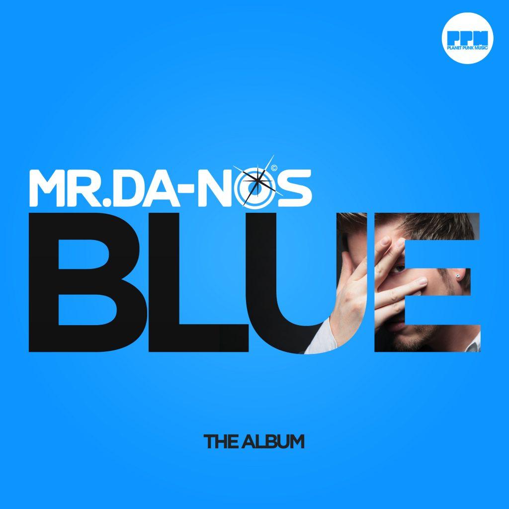 Mr. Da-Nos - Blue