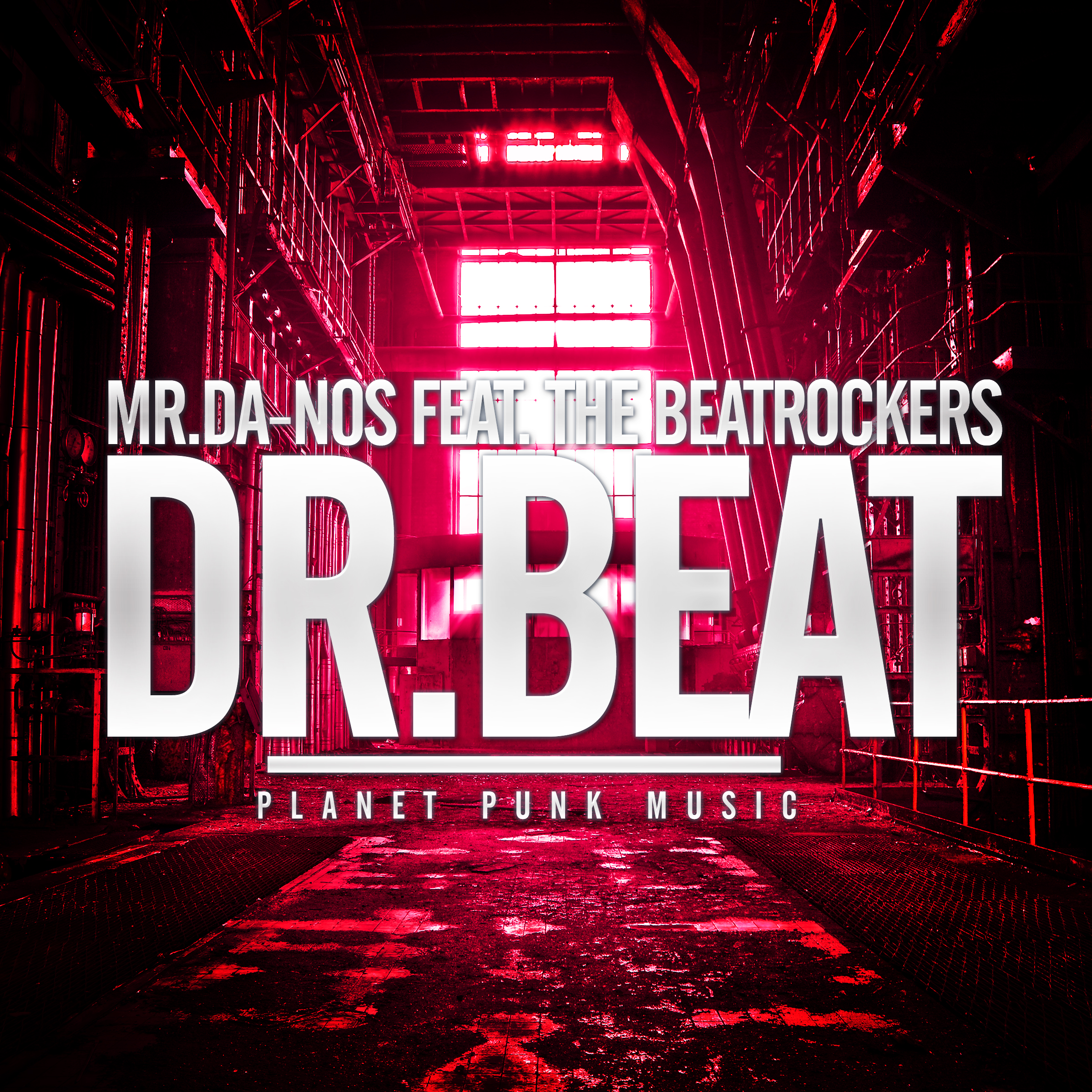 Mr Da-Nos feat. Beatrockers - Dr. Beat