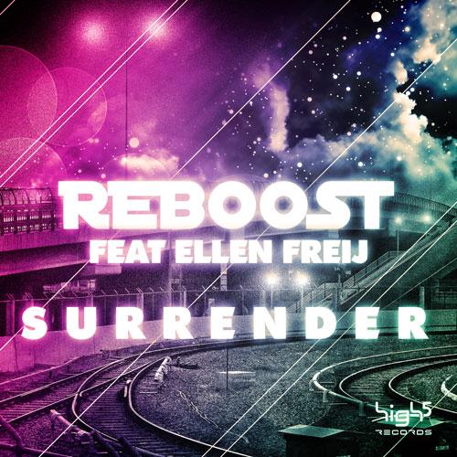 Reboost feat. Ellen Freij - Surrender