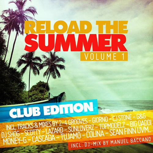 Reload The Summer Vol 01 Club Edition