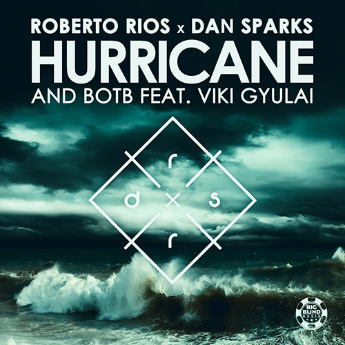Roberto Rios x Dan Sparks & BOTB feat. Viki Gyulai - Hurricance