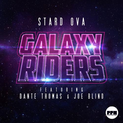 Stard Ova - Galaxy Riders
