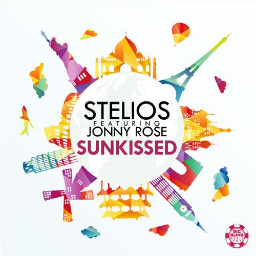 Stelios feat Jonny Rose - Sunkissed