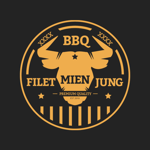 BBQ Filet Mien Jung
