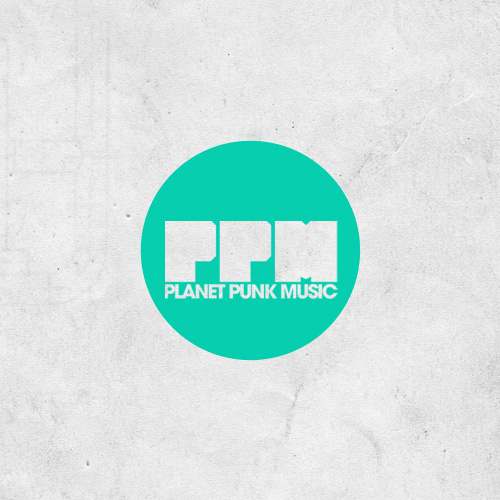 Planet Punk Music Logo
